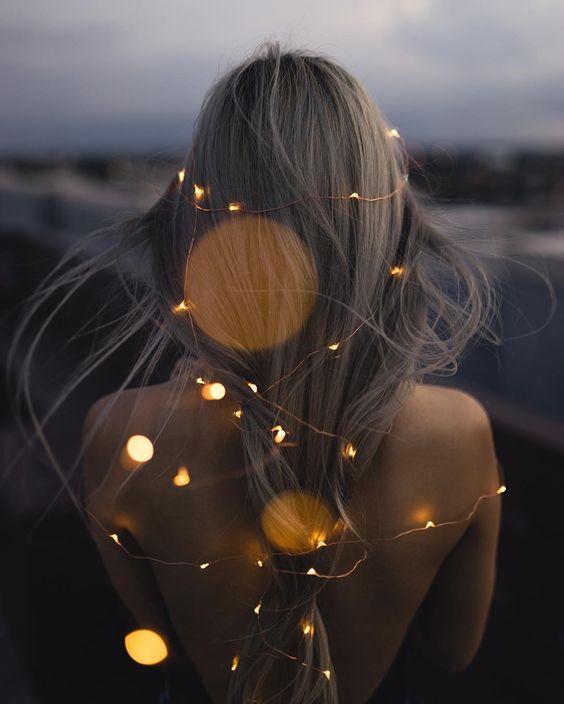 10 - girl and fireflies