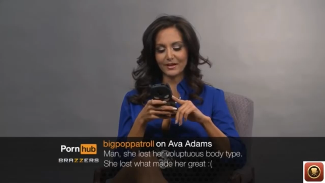 8 - Porn Stars Read Mean Comments About Themselves