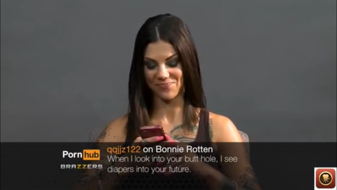 9 - Porn Stars Read Mean Comments About Themselves