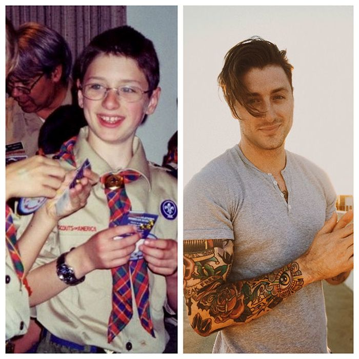 21 - 25 People That Went Through Amazing Transformations After Puberty