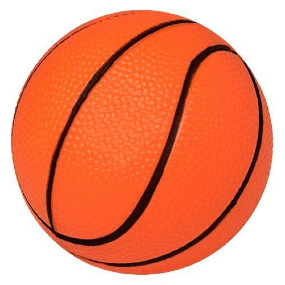 basketball stress ball toy