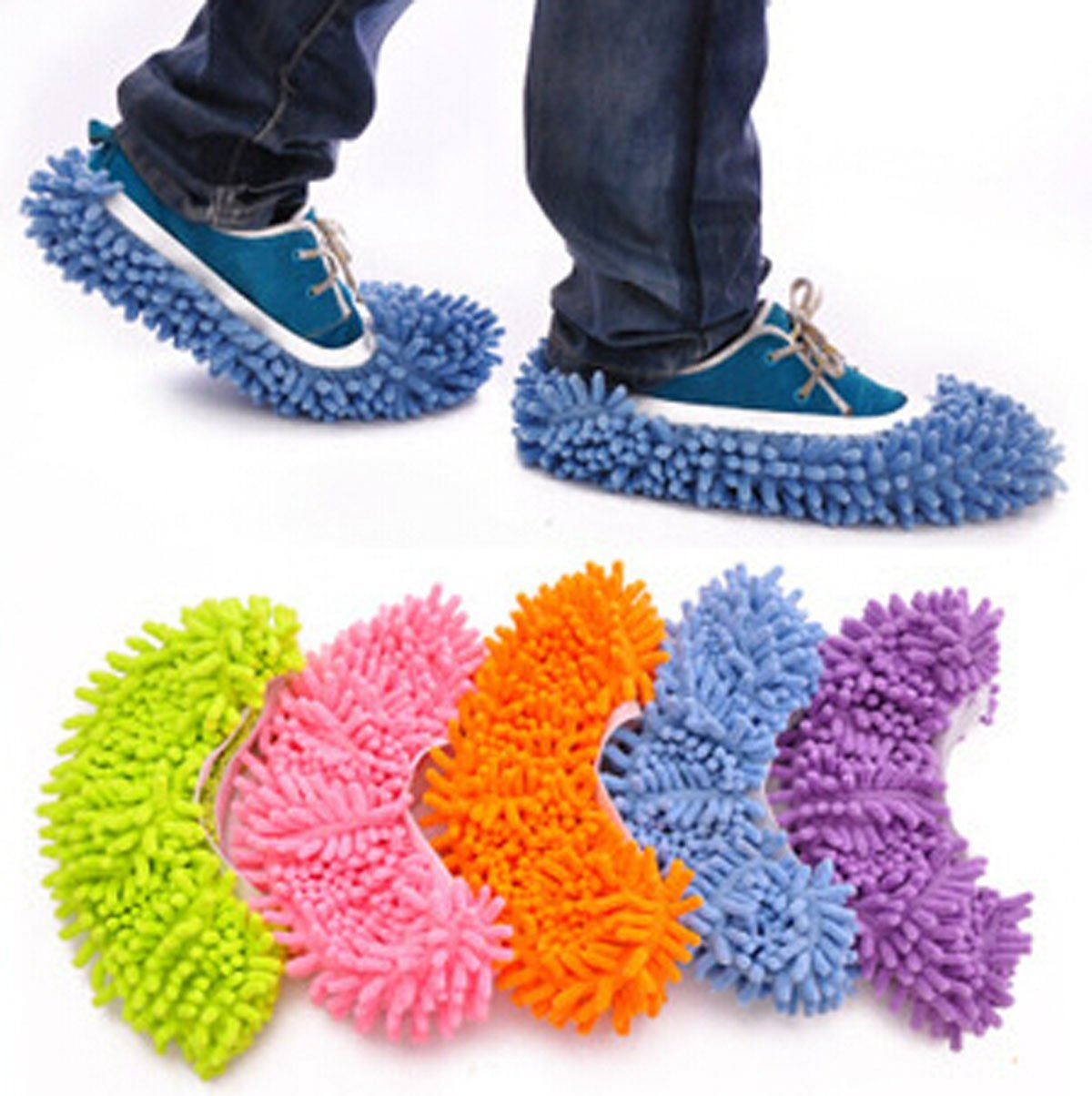 shoe covers that will clean your floors