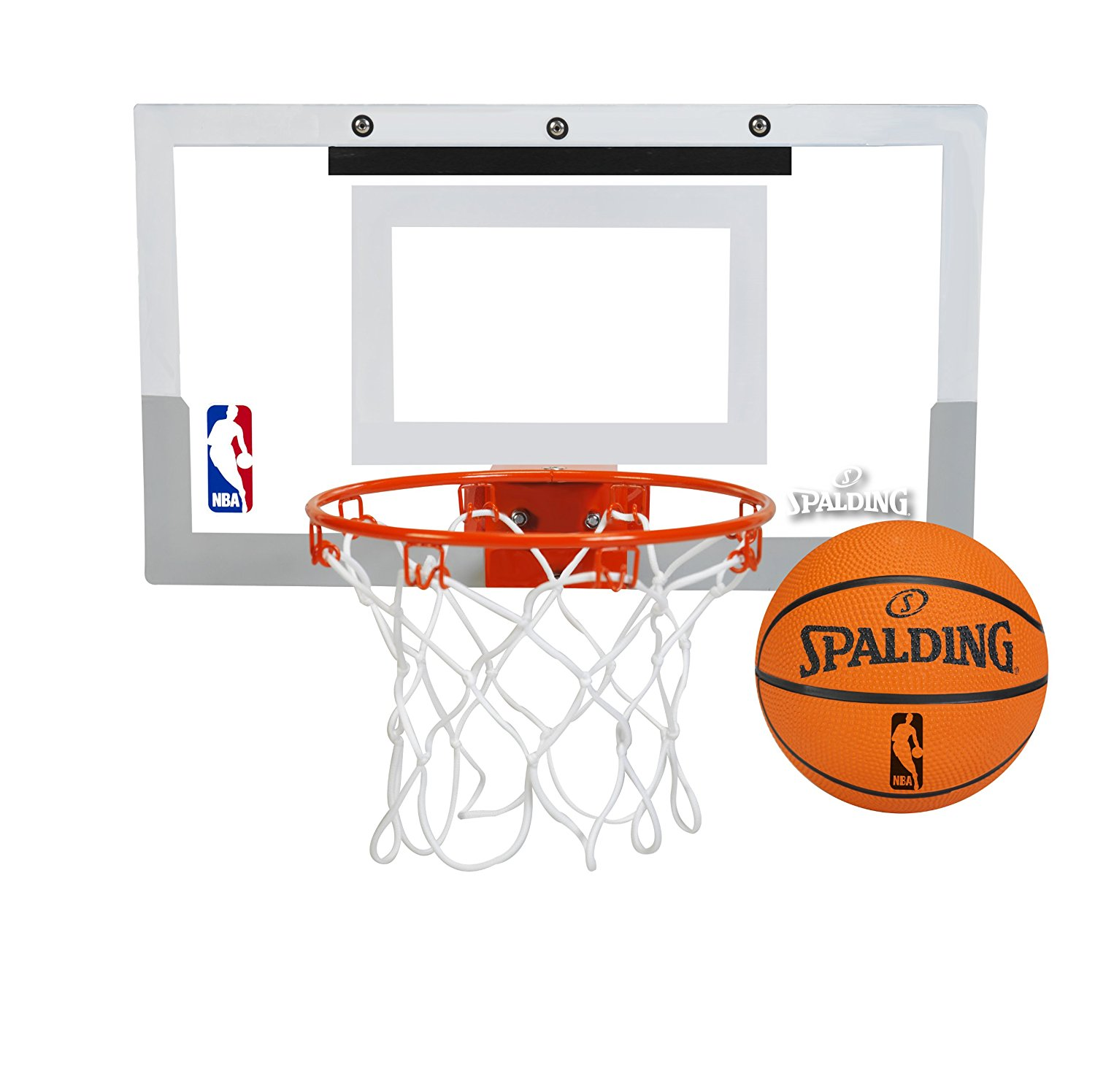 mini basketball and hoop game