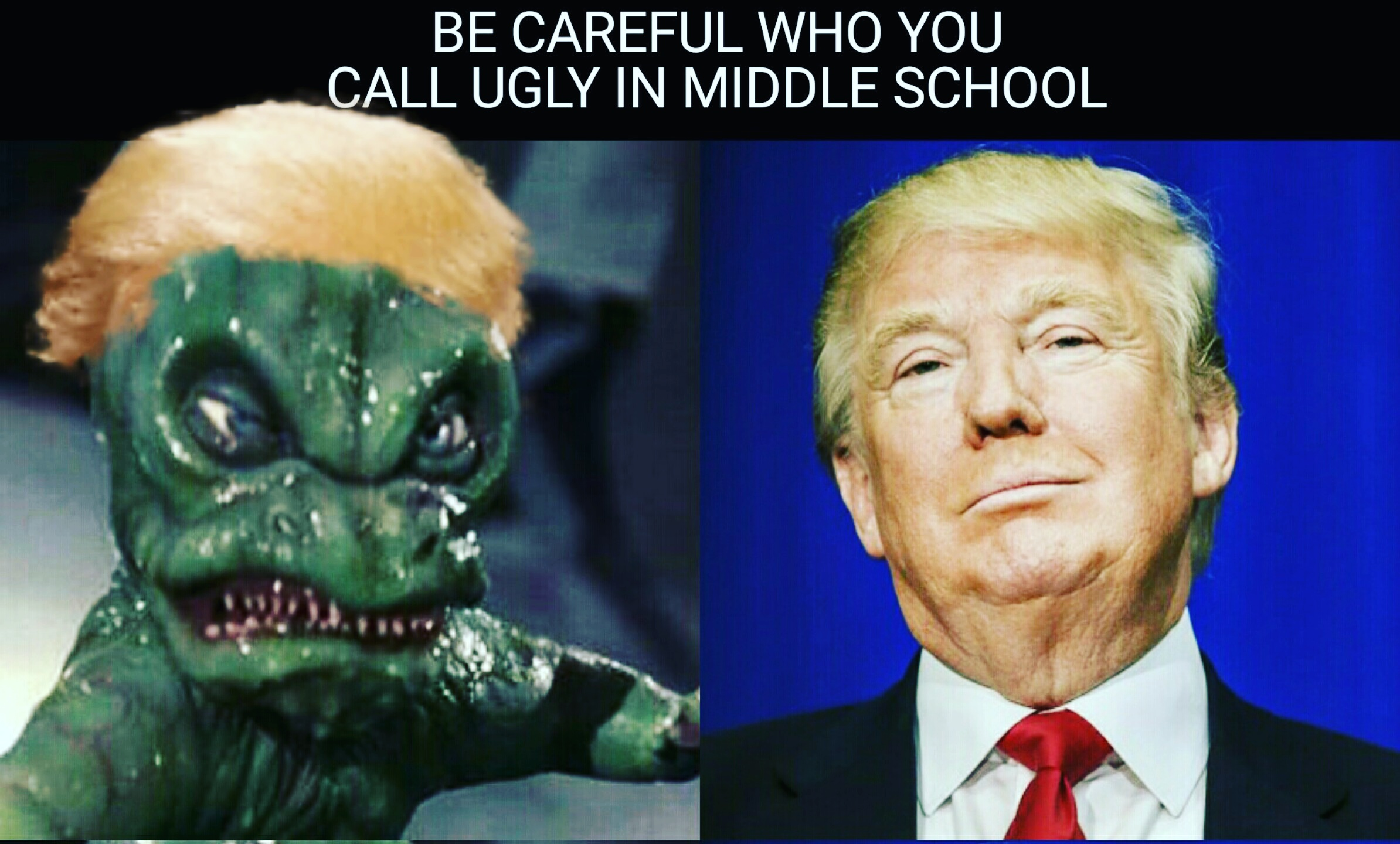 Trump Is Controlled by Aliens? 85182945