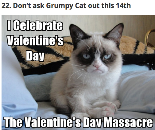 25 Valentines Day Memes That Will Make You LOL  Gallery