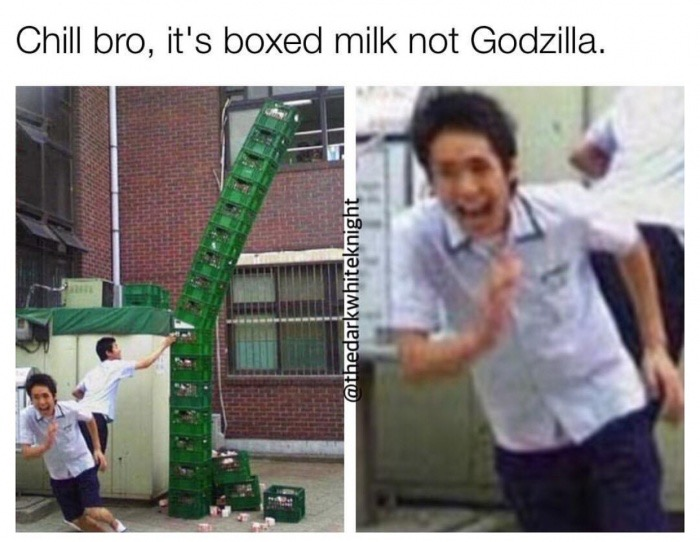 milk crate meme - photo #5