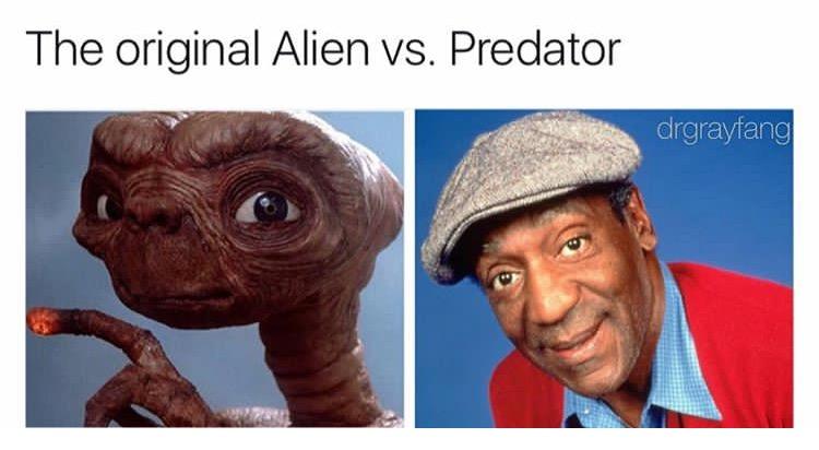 Alien vs predator dank meme