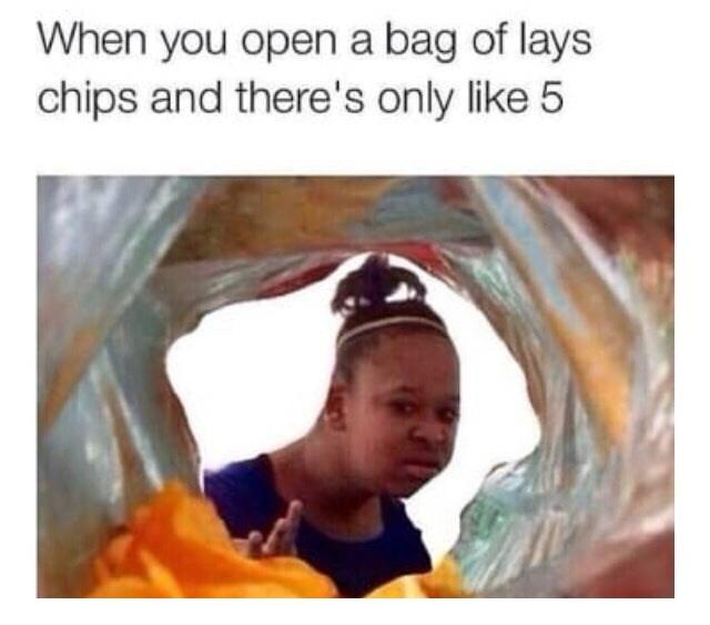 Lays crisp dank meme