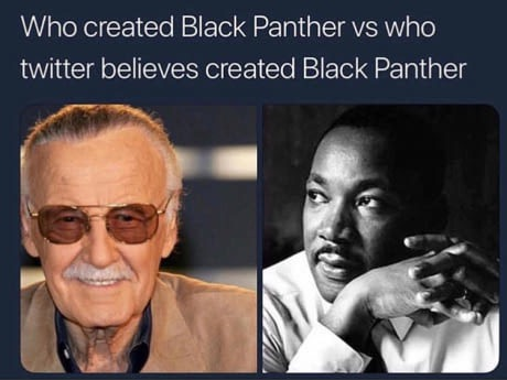 Funny Meme Black Panther : 52 fun memes and pictures to help fill that void in your life
