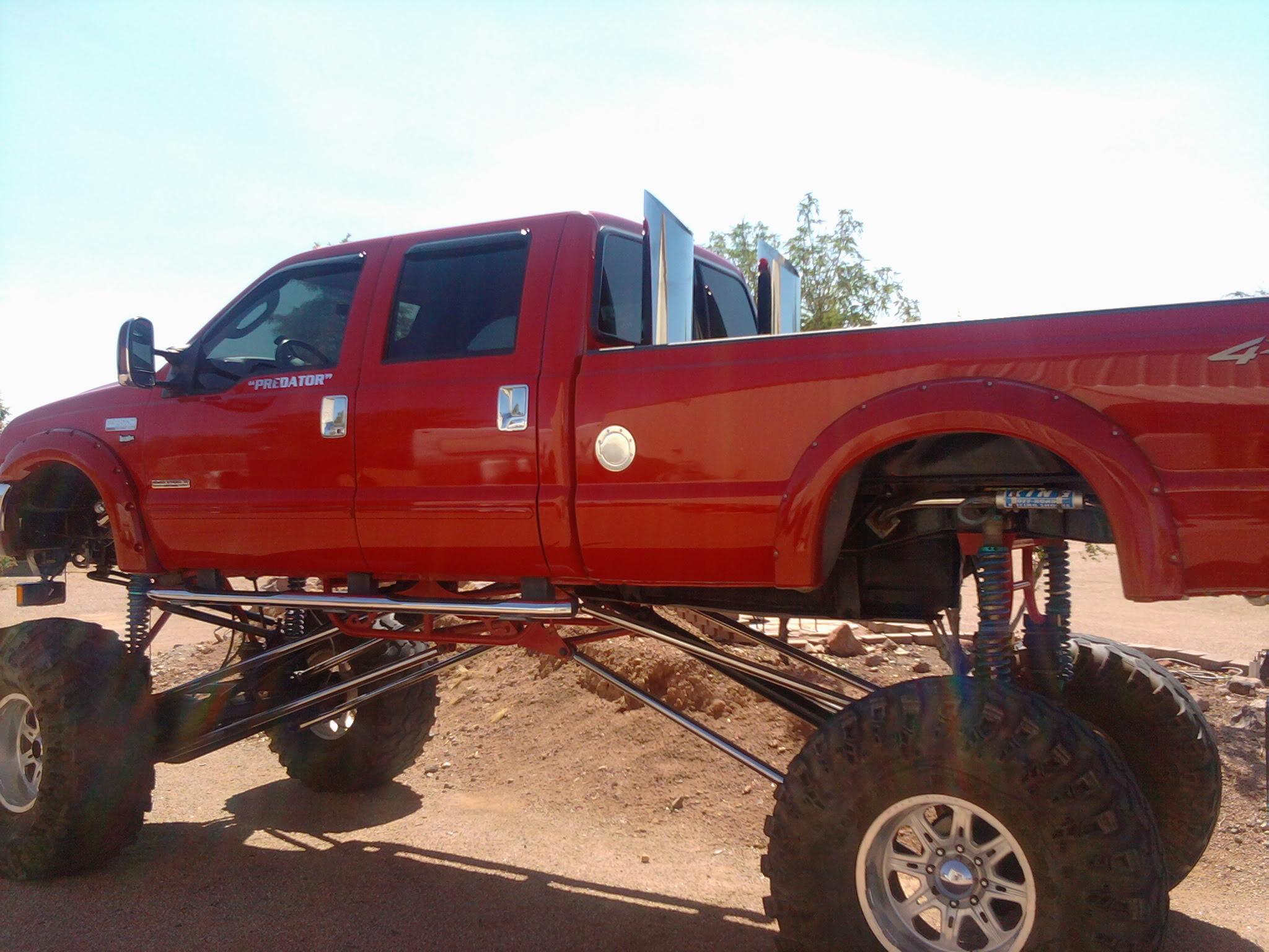 jacked up trucks ftw gallery ebaum s world