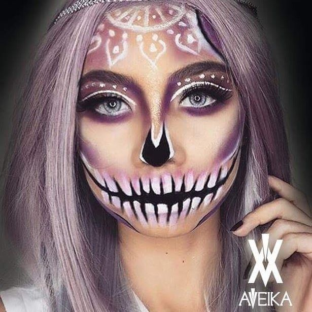 23 52 reasons halloween makeup has to be perfect