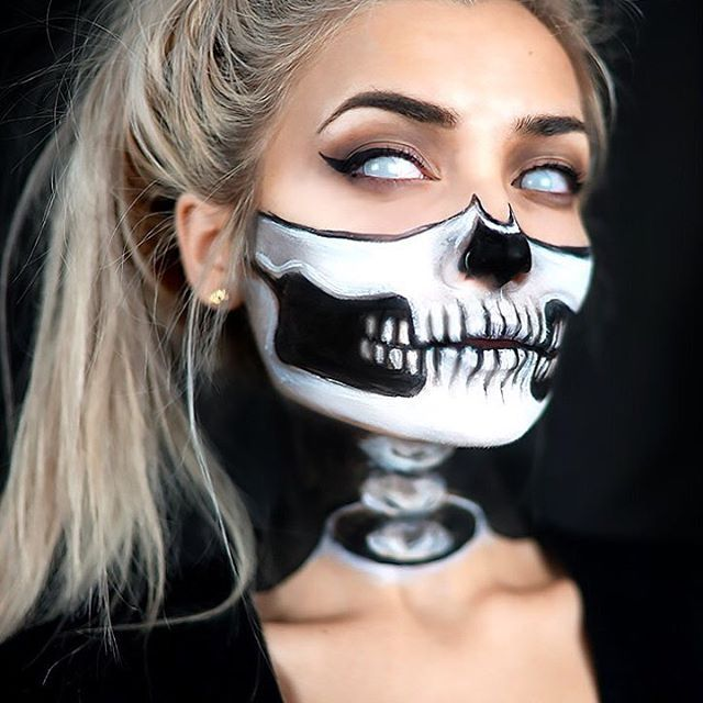 47 52 reasons halloween makeup has to be perfect