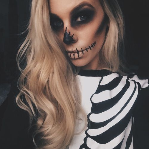 52 Reasons Halloween Makeup Has To Be Perfect - Gallery | eBaum\'s ...