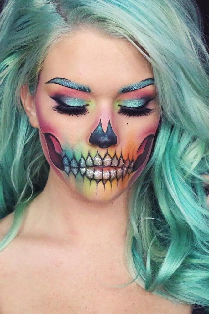 52 52 reasons halloween makeup has to be perfect