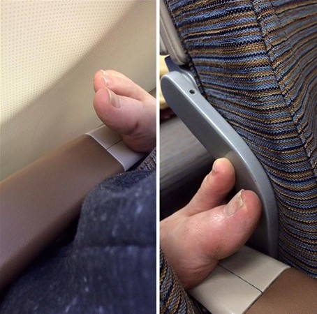9 - 30 Passengers Who Should Have Never Been Let On Board