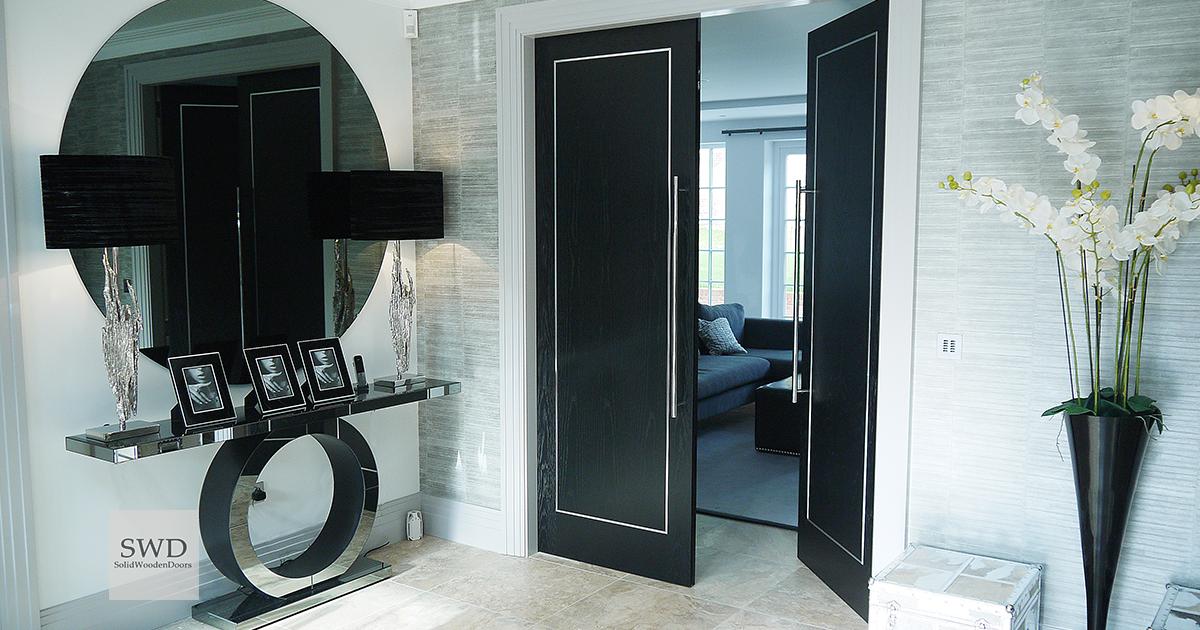 Luxury Bespoke Doors High Gloss Internal Doors London Solid