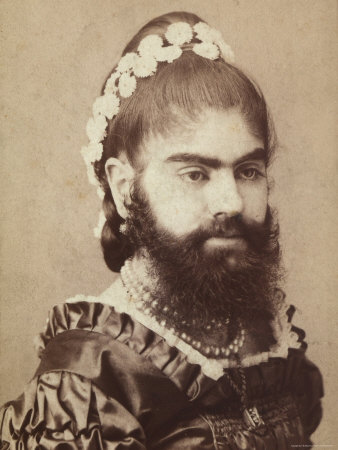 Bearded lady picture ebaum s world