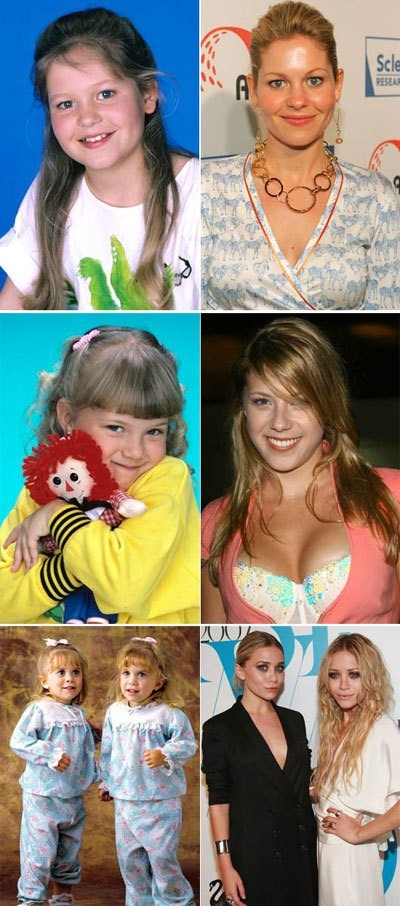 Full house grown upTwins From Full House All Grown Up