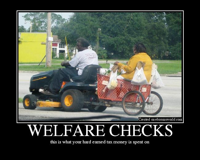 WELFARE CHECKS - Picture