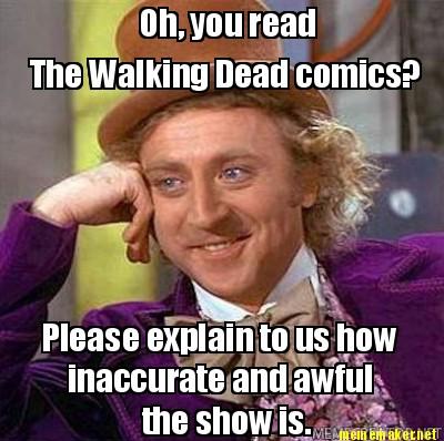 15   Walking Dead Memes