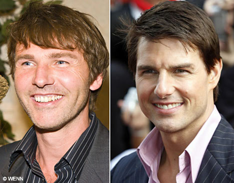 Tom Cruise Look alikeYoung Tom Cruise Look Alike