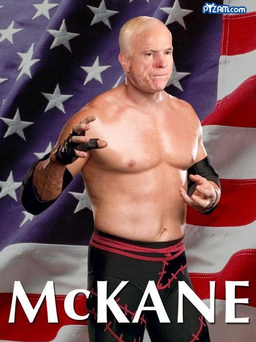 WWE's Kane for President - Picture | eBaum's World