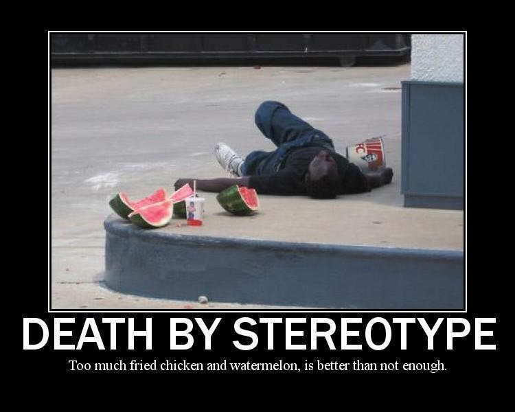 Black People Stereotypes