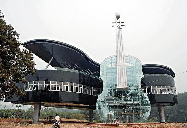 Maison En Forme De T extreme architecture - gallery | ebaum's world