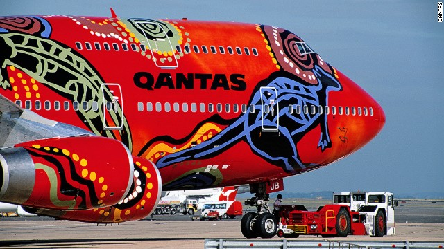 1 - 32 Airplanes With Awesome Paint Jobs
