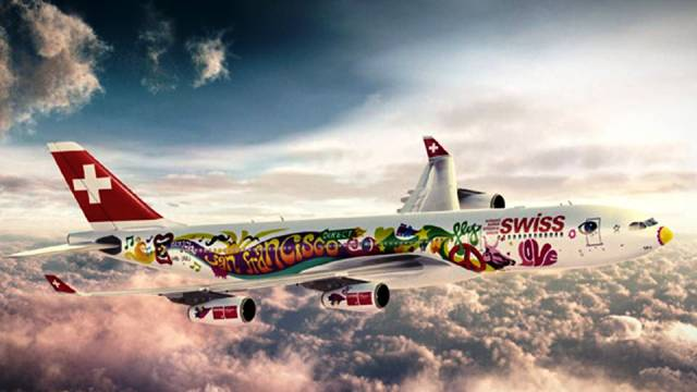 6 - 32 Airplanes With Awesome Paint Jobs