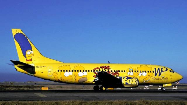 8 - 32 Airplanes With Awesome Paint Jobs
