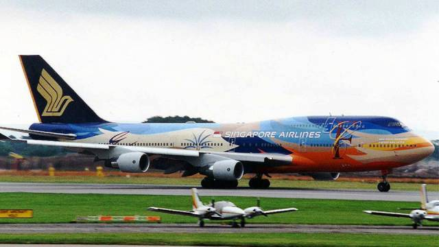19 - 32 Airplanes With Awesome Paint Jobs