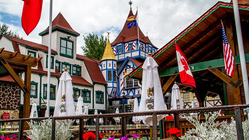 10 - Wanna see a Bavarian village? Just go to Helen, GA.