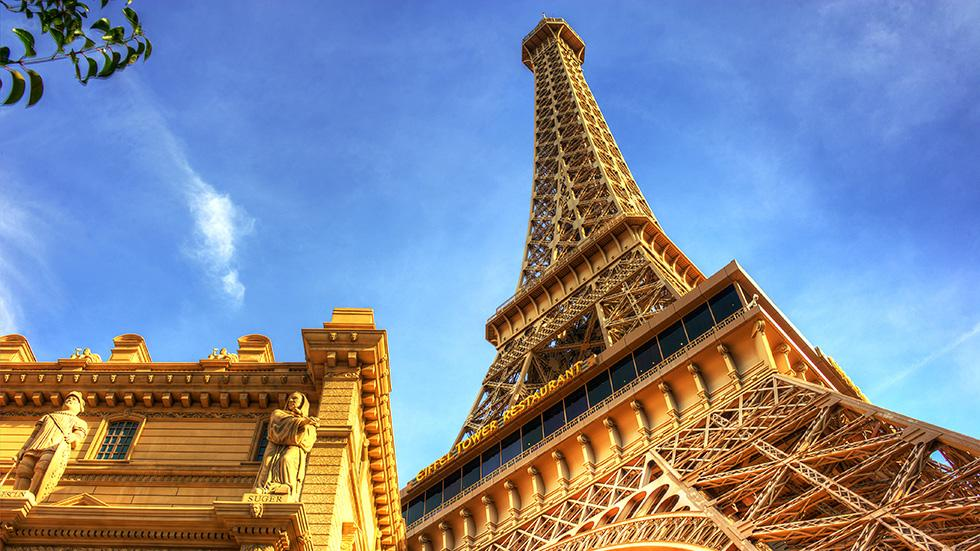 19 - Wanna see the Eiffel Tower? Just go to Las Vegas, NV.
