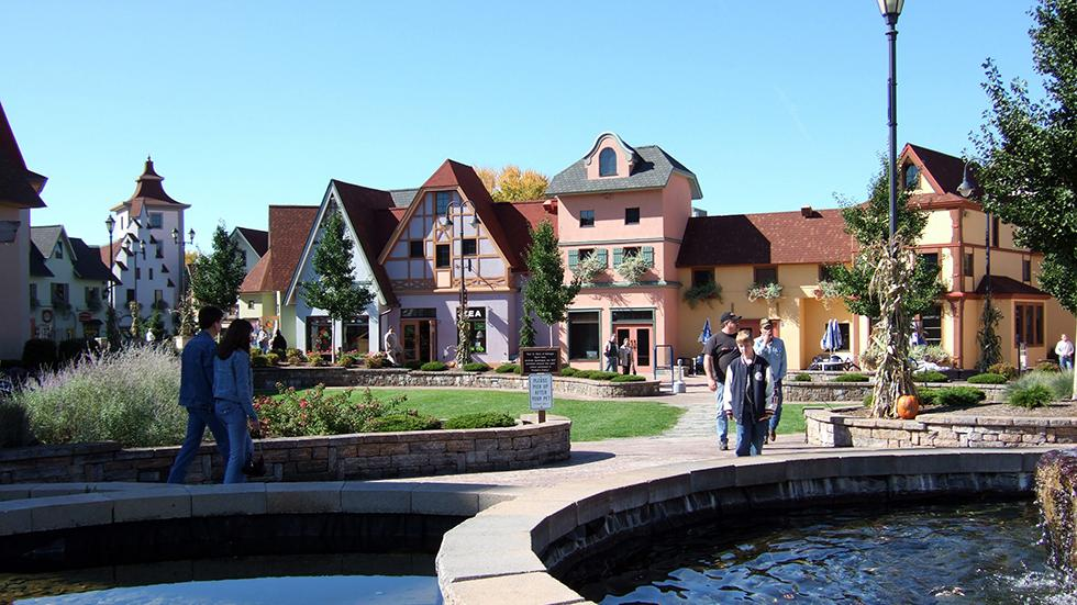 24 - Wanna see another Bavarian town? Just go to Frankenmuth, MI, and stop with the Bavarian obsession.