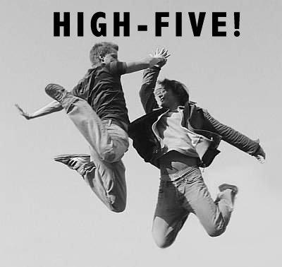 The High Five - A Visu...