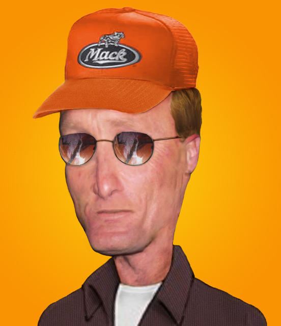 how tall is dale gribble