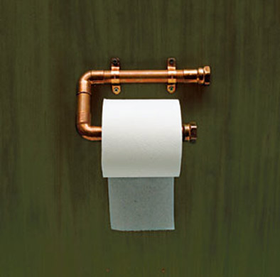 20 Totally Cool Custom Toilet Paper Holders - Gallery | eBaum\'s World