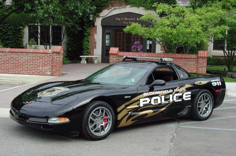 Bad Ass Cop Cars 6