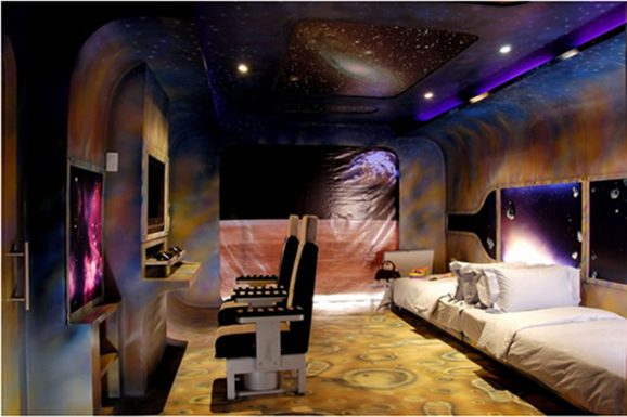 Bizarre Themed Rooms Gallery EBaums World - Bizarre themed rooms