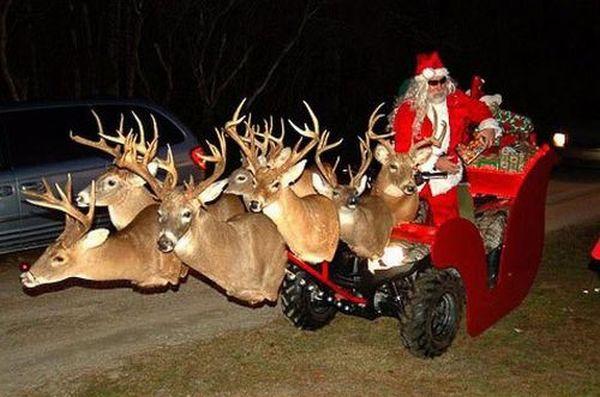 1 a redneck christmas - Redneck Christmas Lights