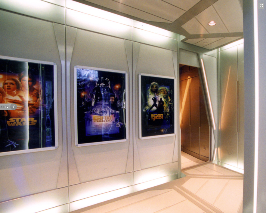 5   Another Feature Is The Automatic Pocket Doors Leading Into The Theater.  Our Clients