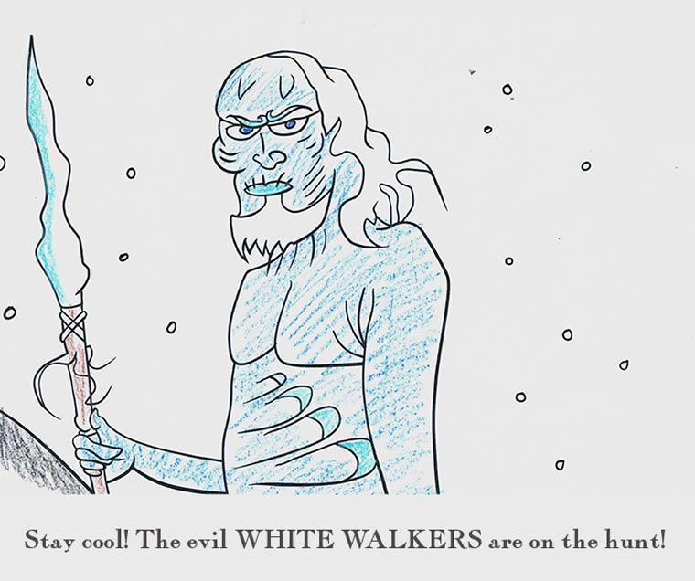 Game of Thrones Coloring Book - Gallery | eBaum\'s World