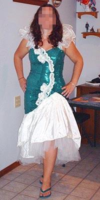 Ugliest Brides Maid Dresses Ever - Gallery | eBaums World