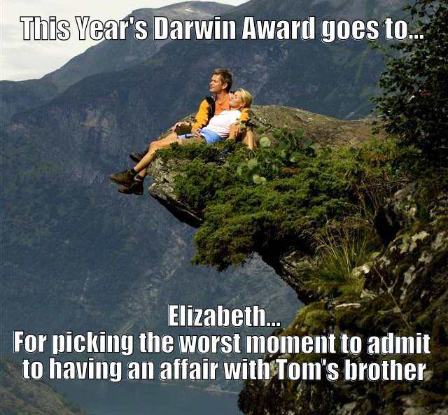 Darwin awards sex