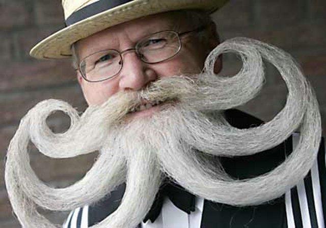 Bilderesultat for weird beard