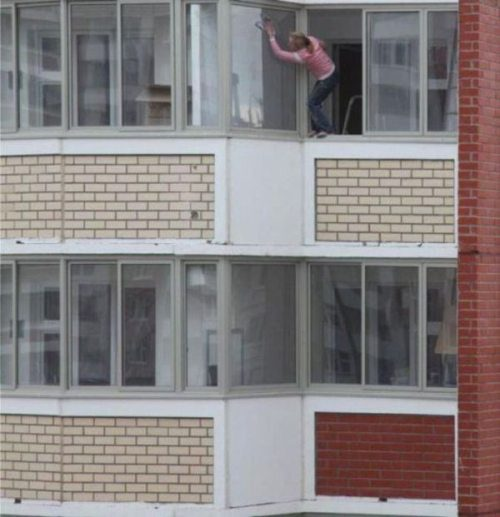 7 - These People Always Put Safety First