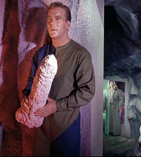 Captian Kirk's Huge Weiner - Picture