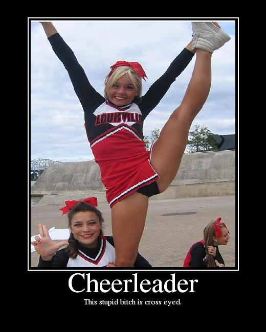 Fresh Cheerleaders Show More Than They Wanted Homekeepxyz
