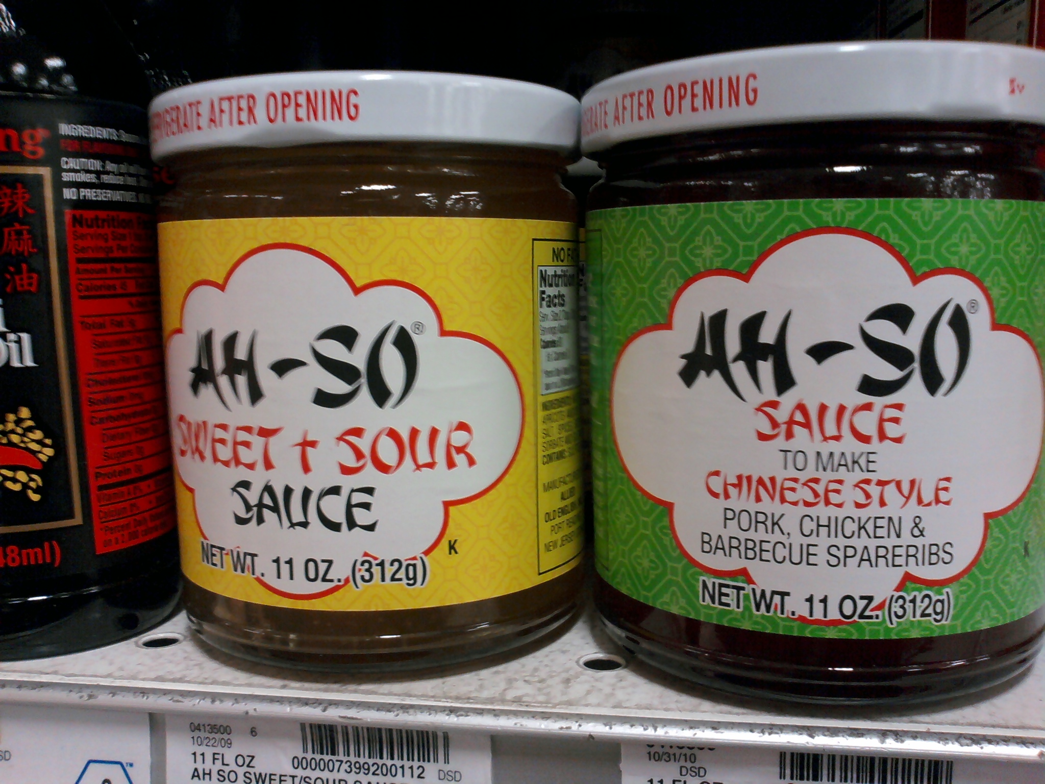 how to make ah so sauce
